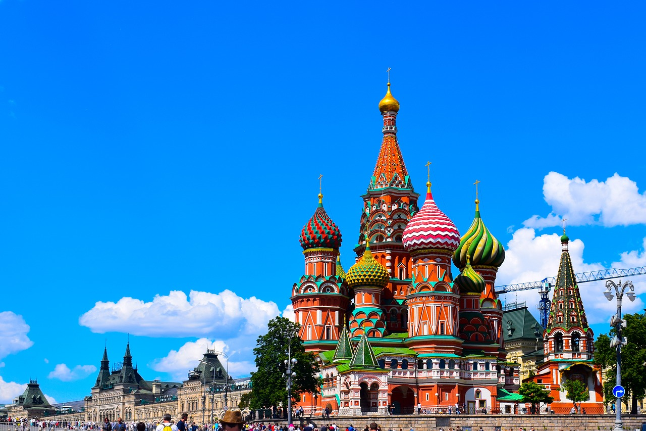 Saint Basil's Cathedral_Moscow_Russia_PD