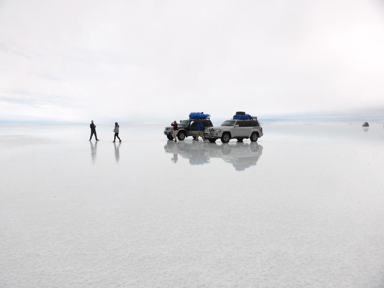 Salt Flat Uyuni Bolivia_PD