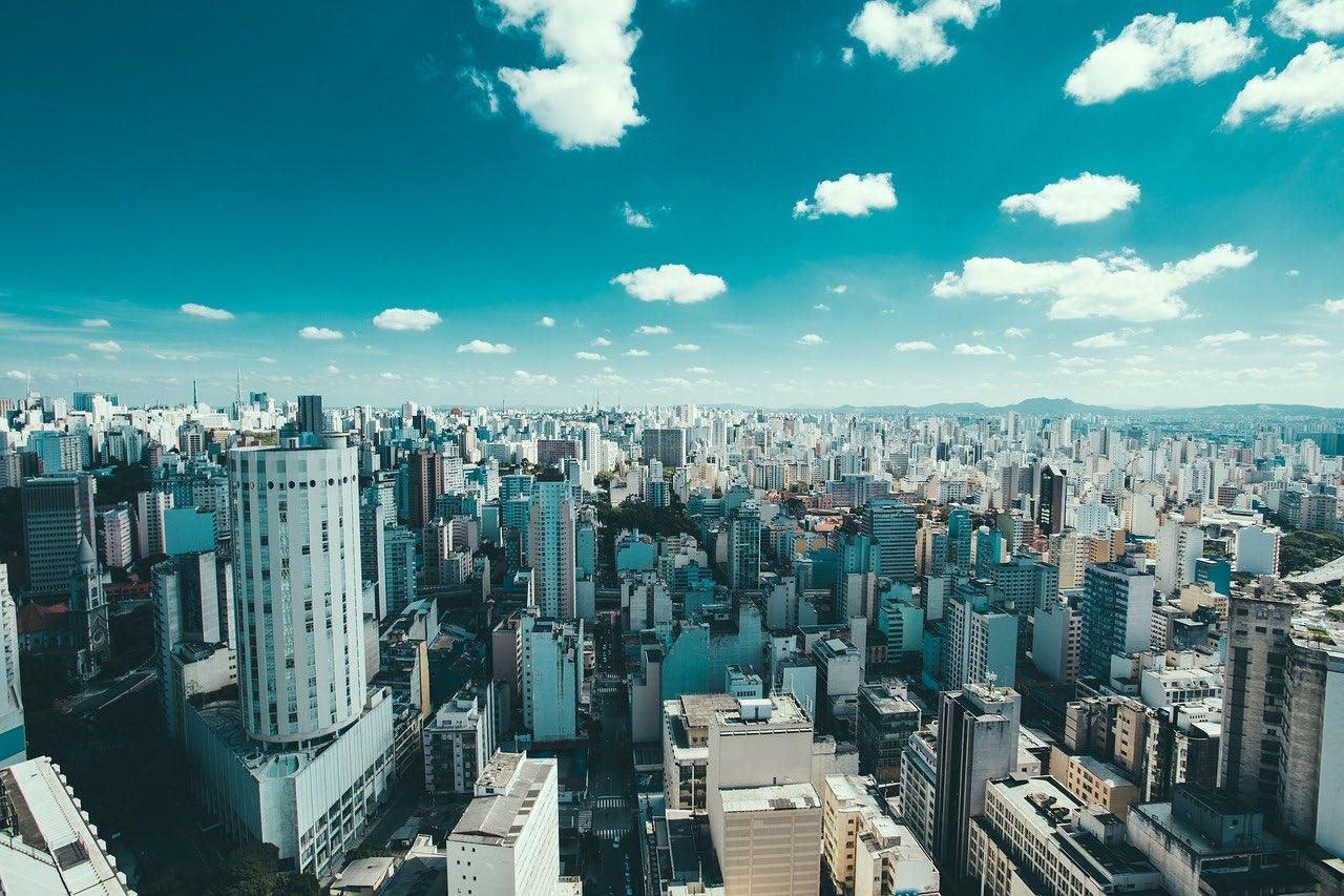 Sao Paulo city_Brazil_PD