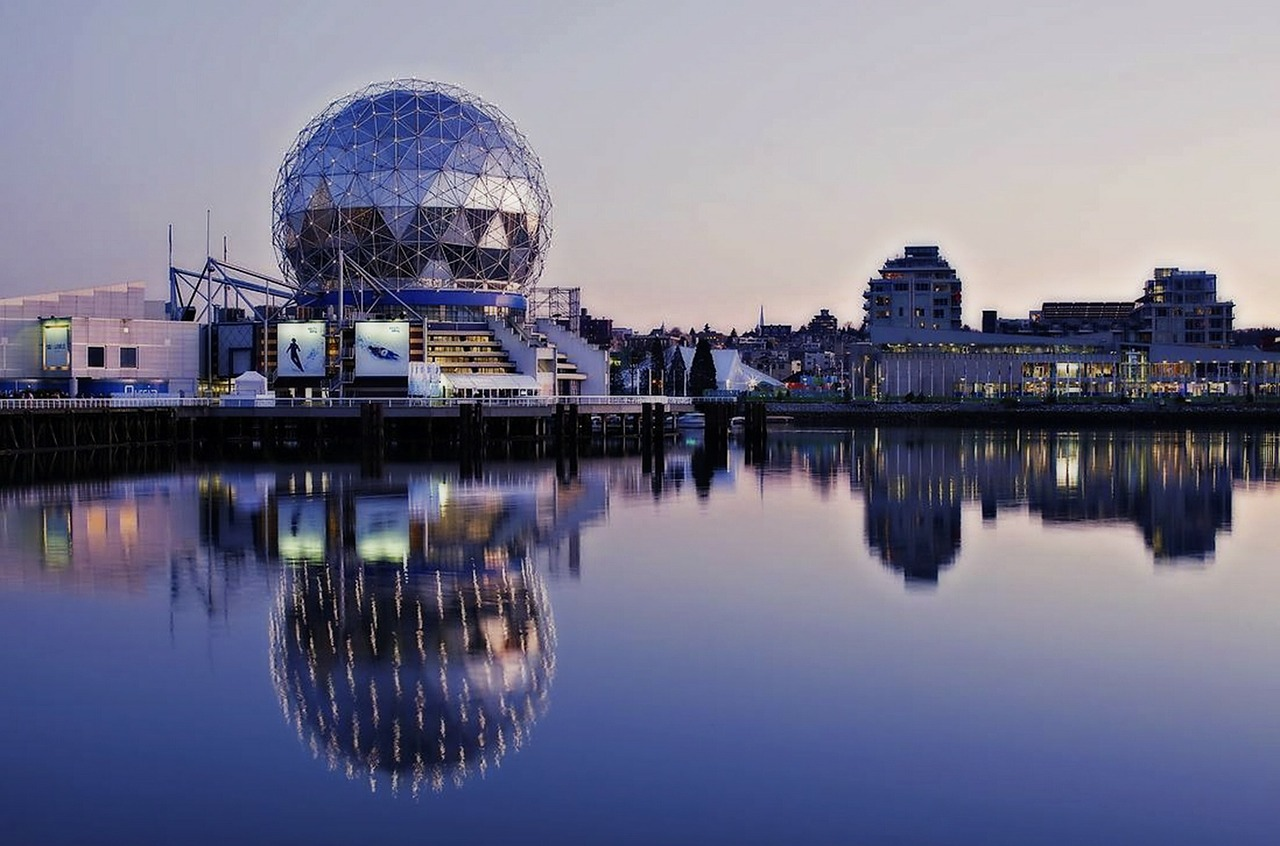 Science World_Vancouver British Columbia_Canada_PD