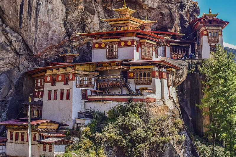 Tigers Nest_Monastery_Bhutan Travel Guide_PD