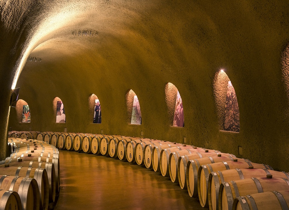 Wine Cellars_Napa Valley_california_PD