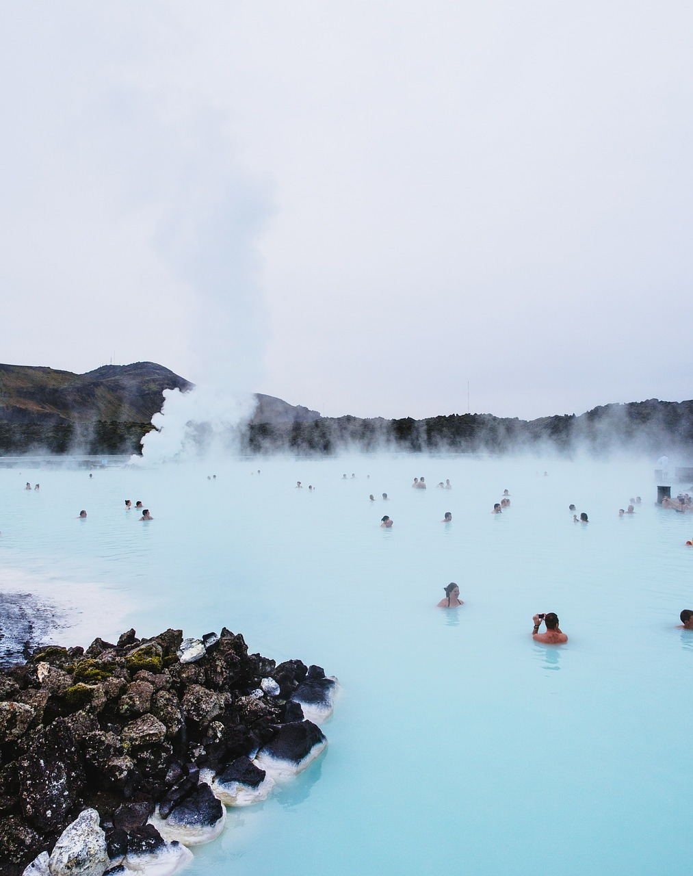blue lagoon hot springs_Iceland_PD
