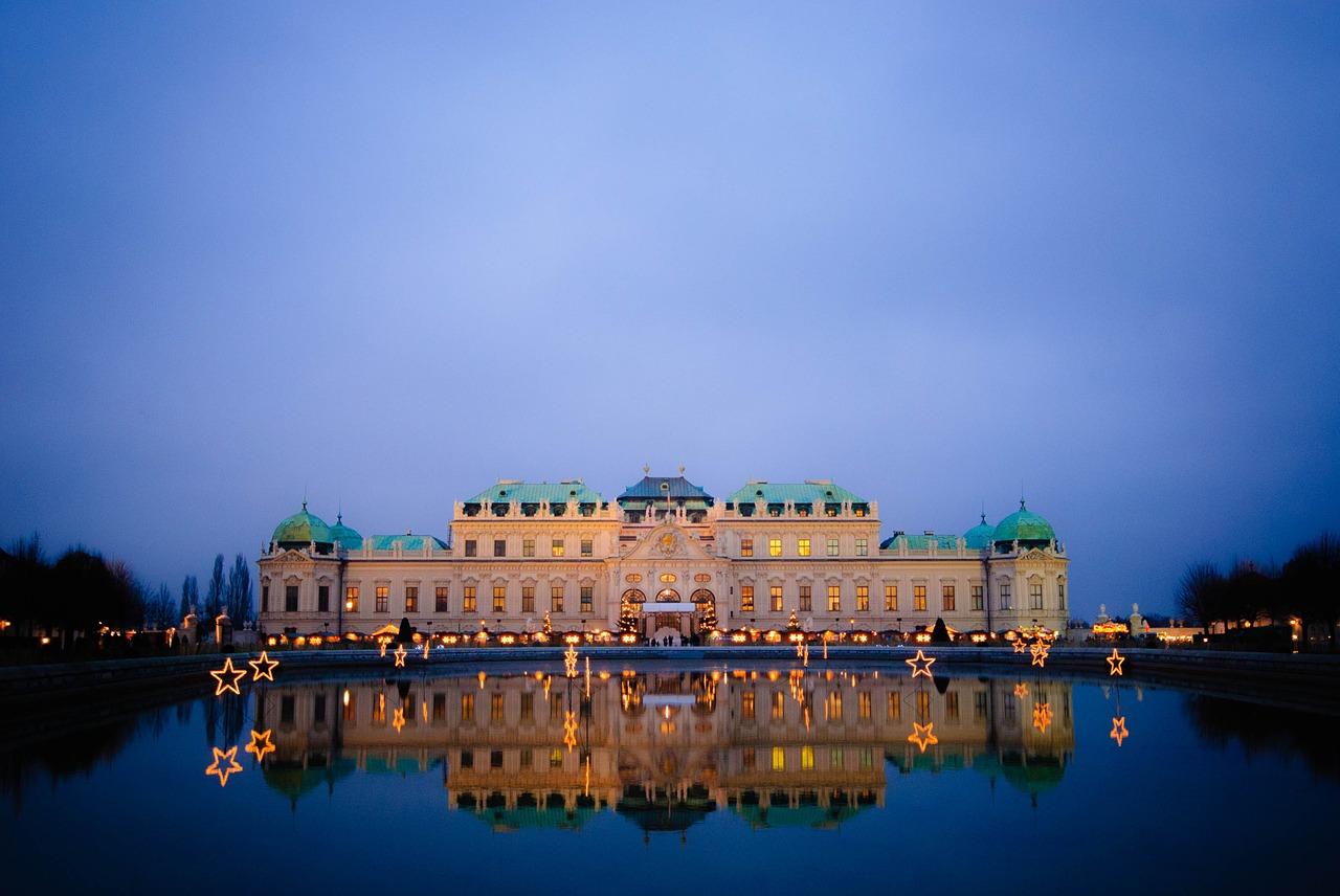 Belvedere Castle_Vienna Austria_PD