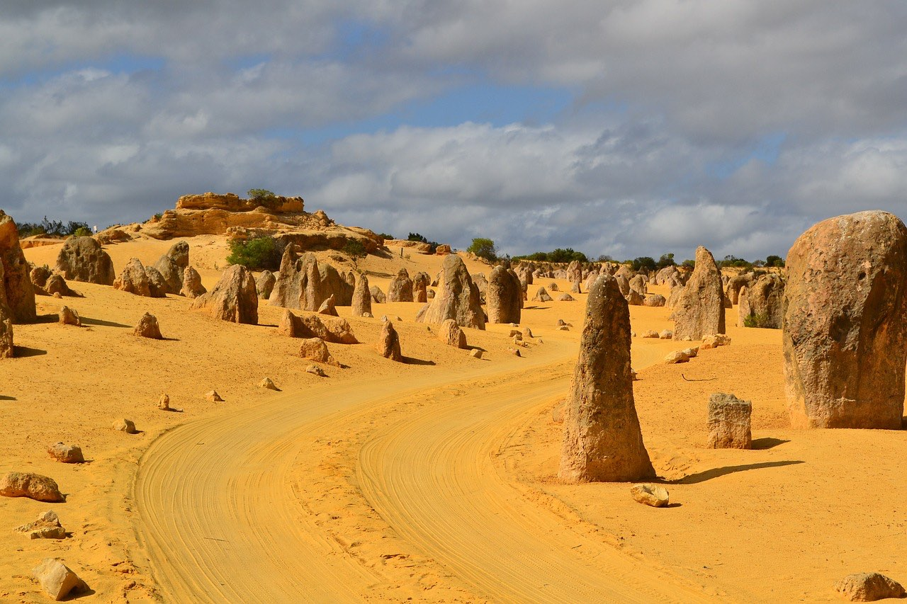 Nambung National Park_The Pinnacles_Australia_PD