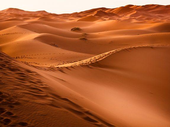 Sahara Desert in Morocco_Sand Dune_PD