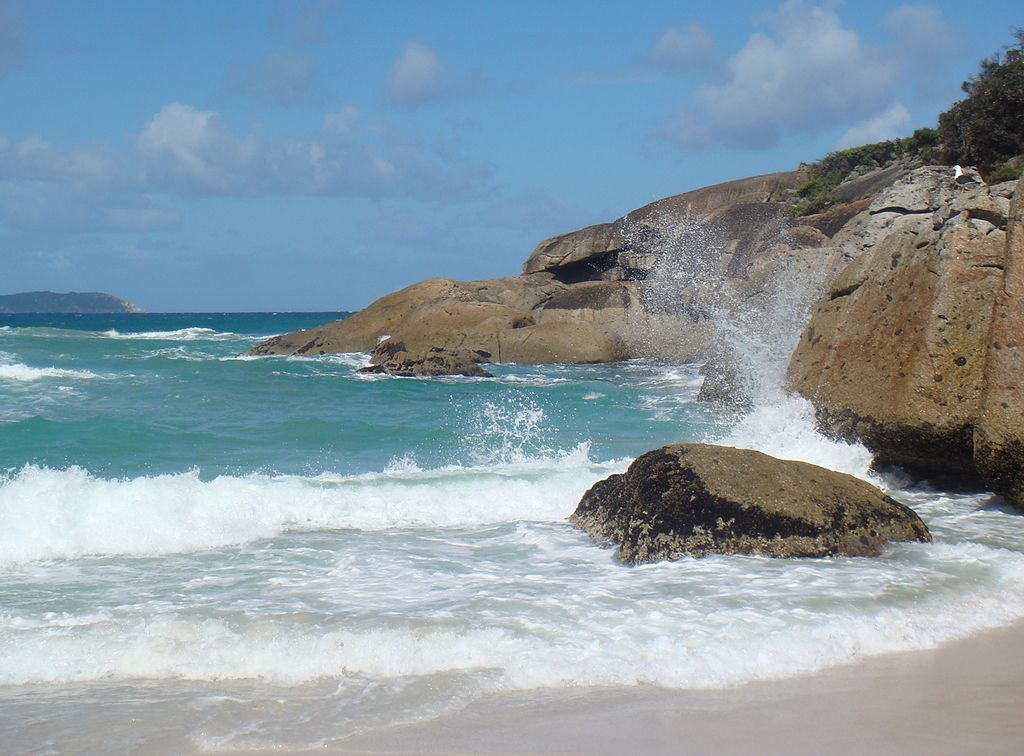 Squeaky Beach_Wilsons Promontory National Park_Victoria_Australia_PD