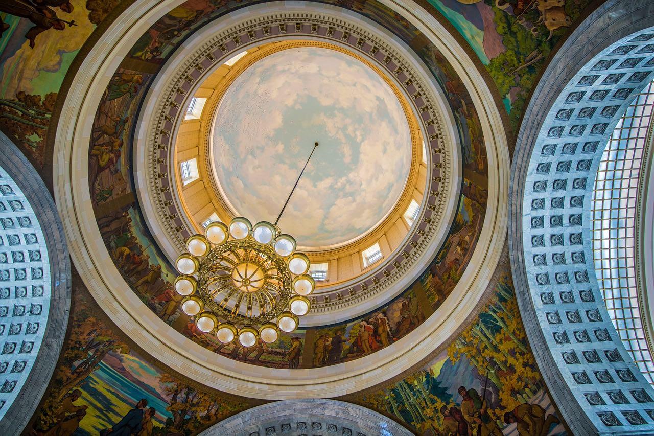 capitol dome_Salt Lake City Utah_PD