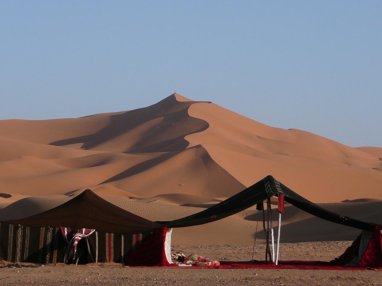 desert camp_tent_PD