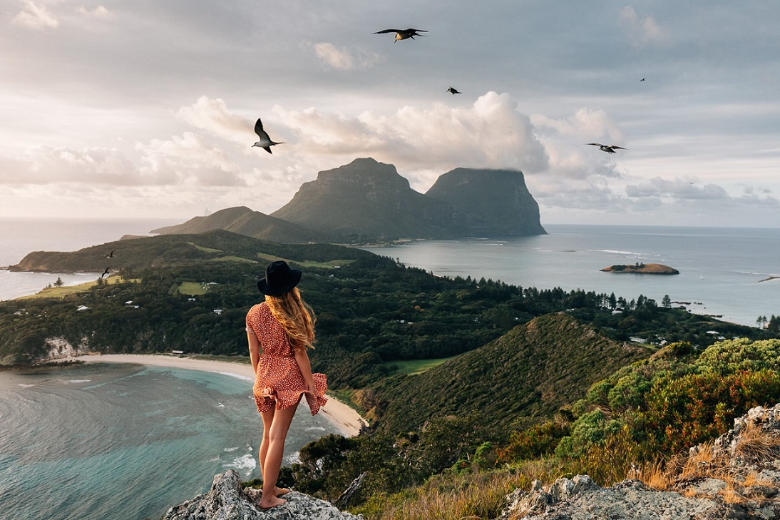 Lord Howe Island Pacific Southwest_PD