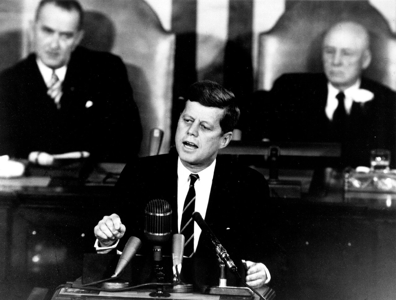 John F Kennedy_JFK_PD
