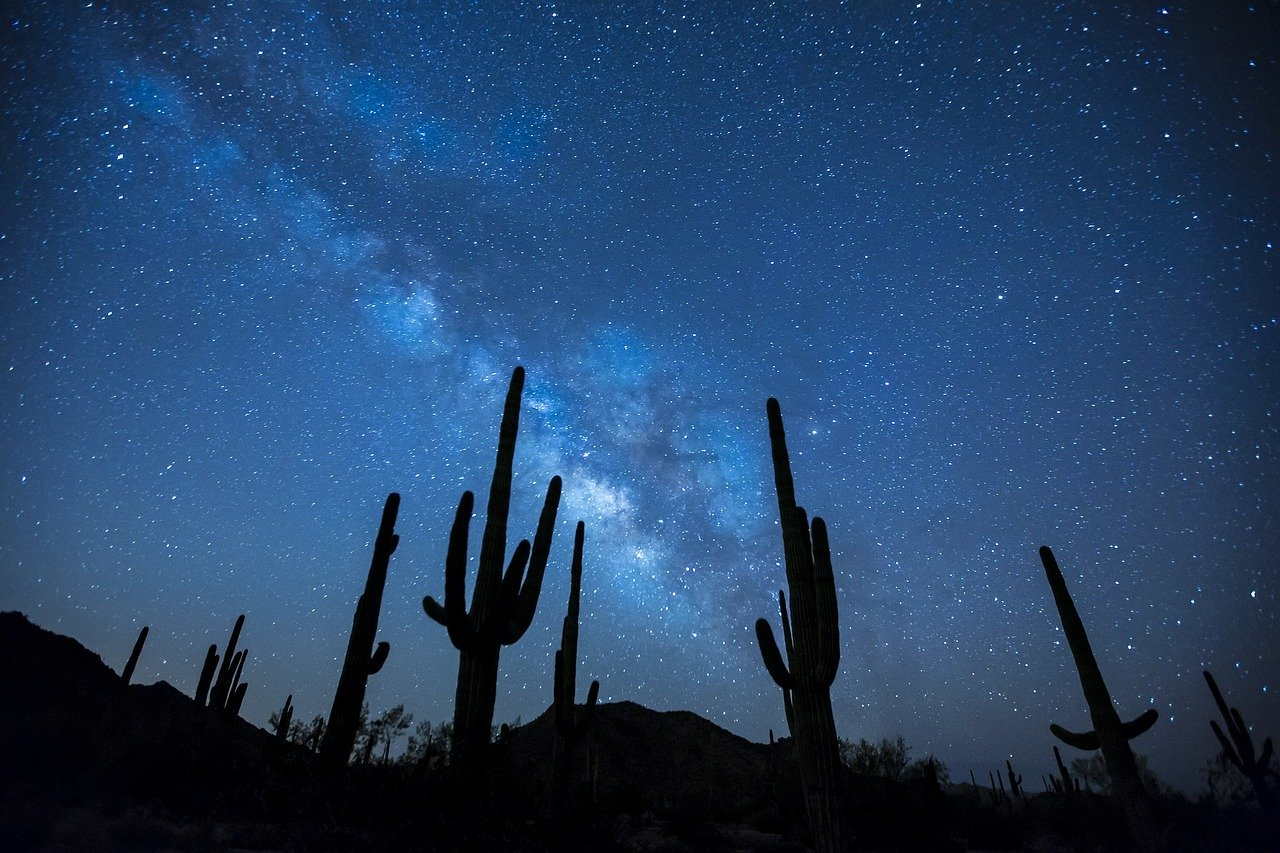 Milky Way_Night Sky_Stars_PD