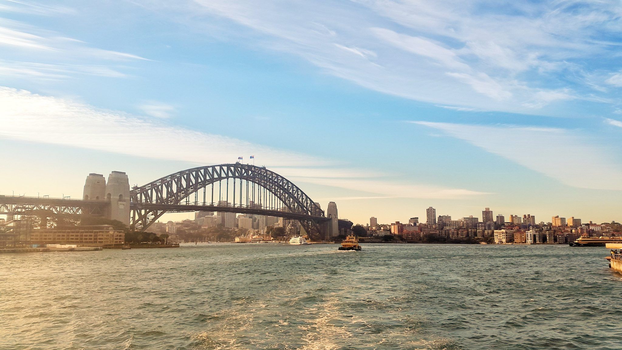 Sydney Harbour Bridge_PD