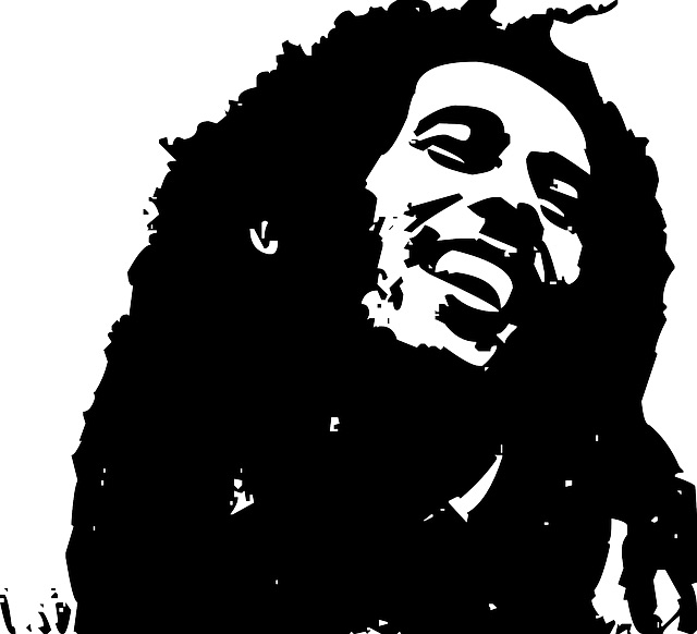 Bob Marley Rastafari_Jamaica_PD