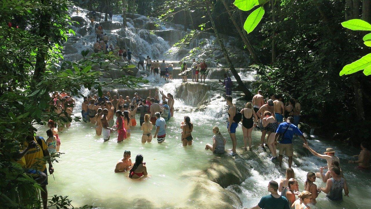 Dunn's River Falls_Jamaica_PD