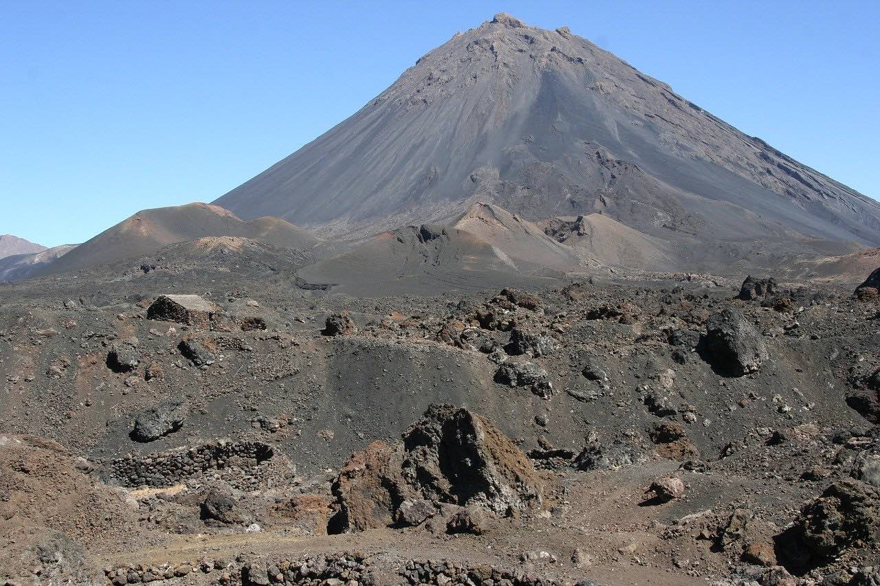 cape verde_fogo national park_volcano_africa_PD