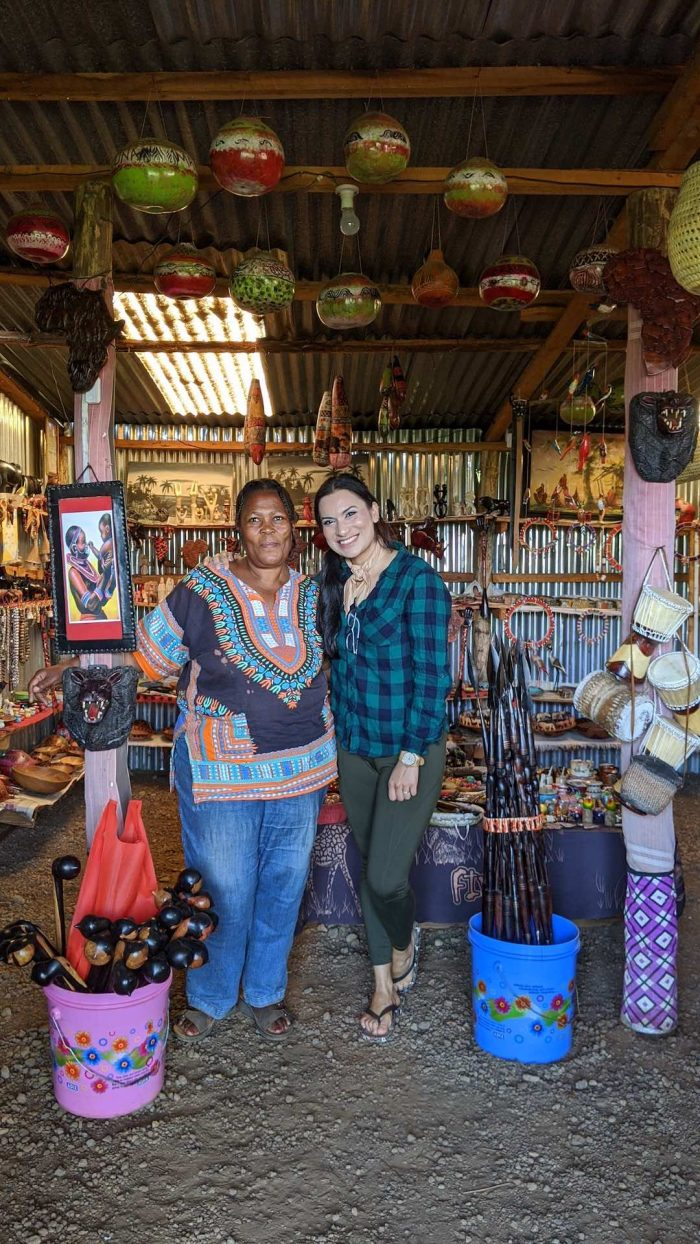 kamba tribe woodwork gift shop_Kenya Africa_AOT