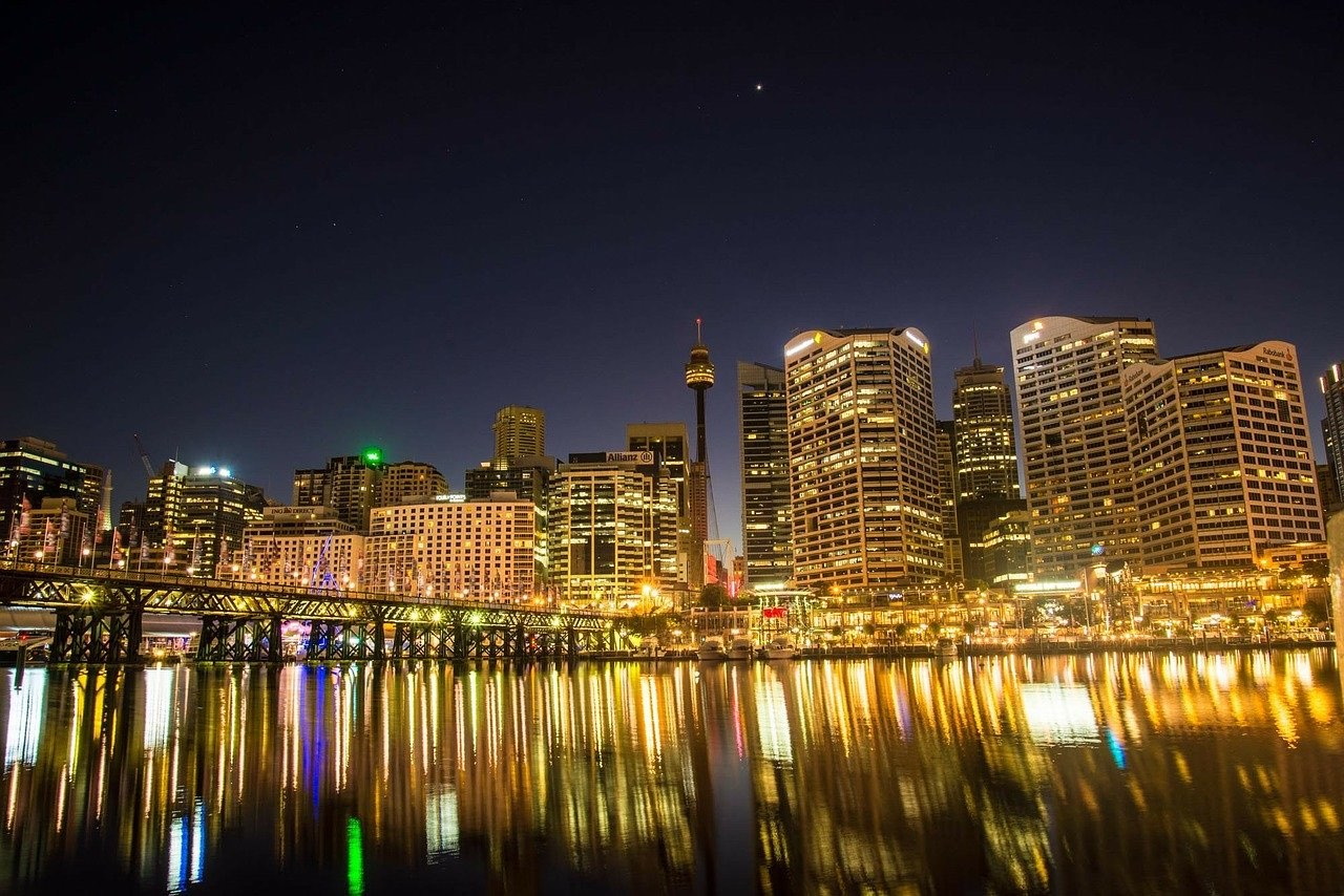 Darling Harbour_Sydney_Australia_PD