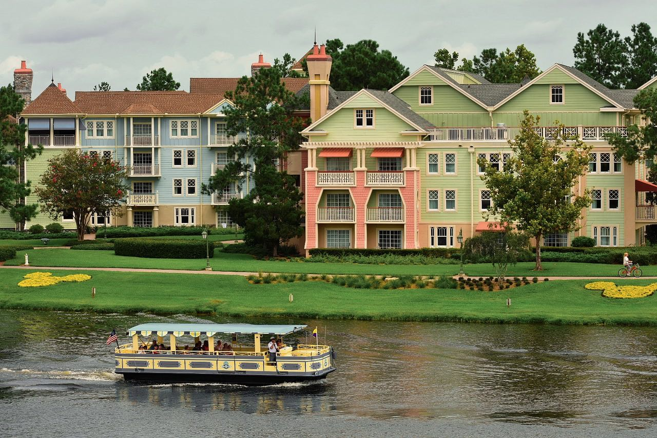 Disney World the American Adventure_PD