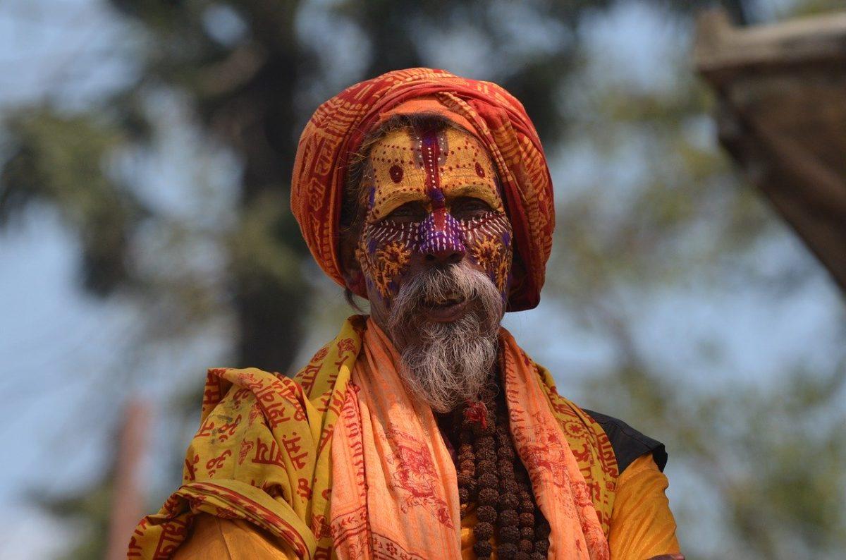 Hindu sadhu_hermit_India_Nepal_PD