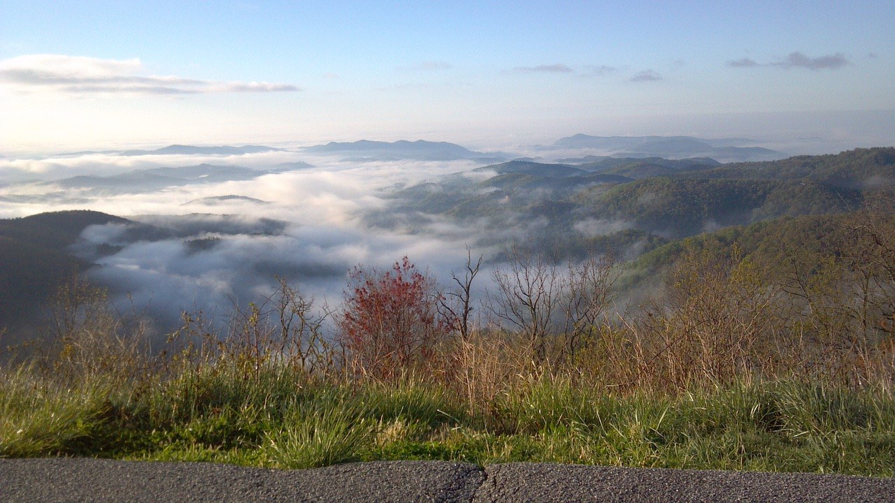Blue Ridge Parkway_Boone_North Carolina_PD