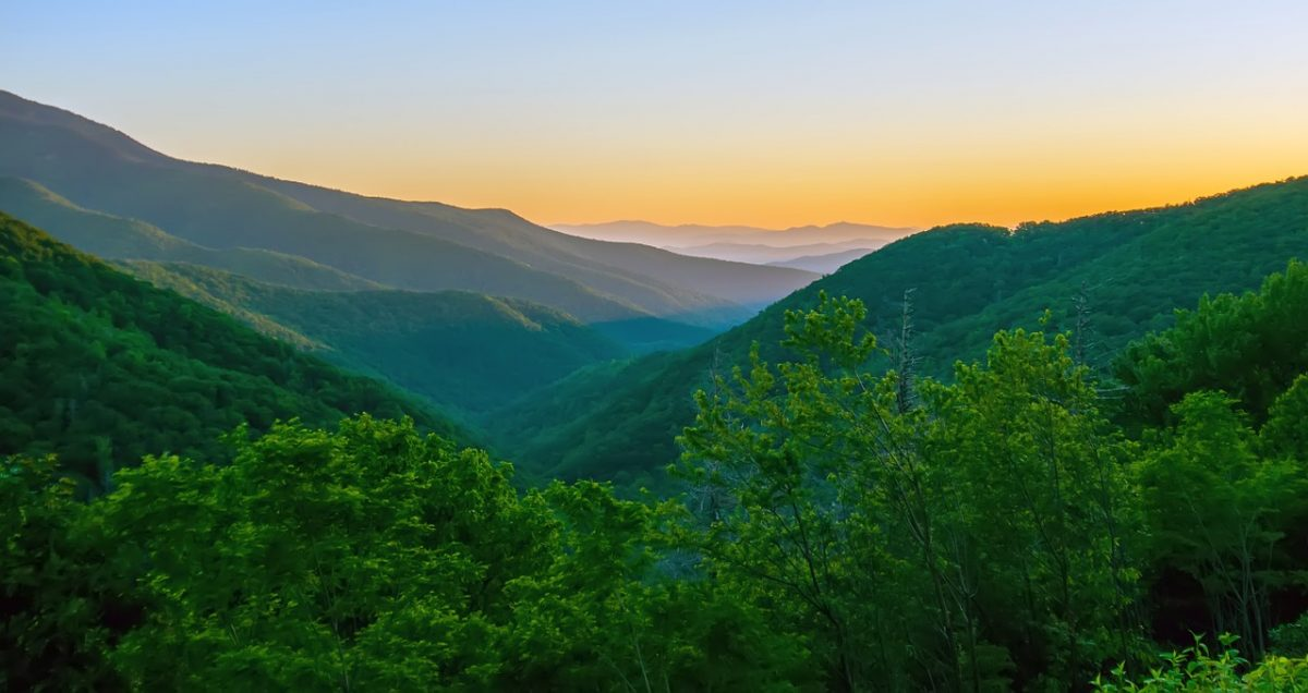 Blue Ridge Parkway_North Carolina_PD
