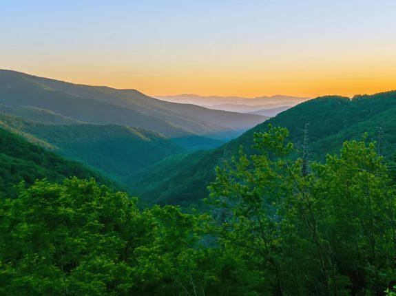 Blue Ridge Parkway_North Carolina_PD