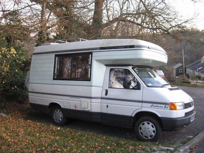 Camper Van_Motorhome_Volkswagen Autosleeper Clubman GL_PD