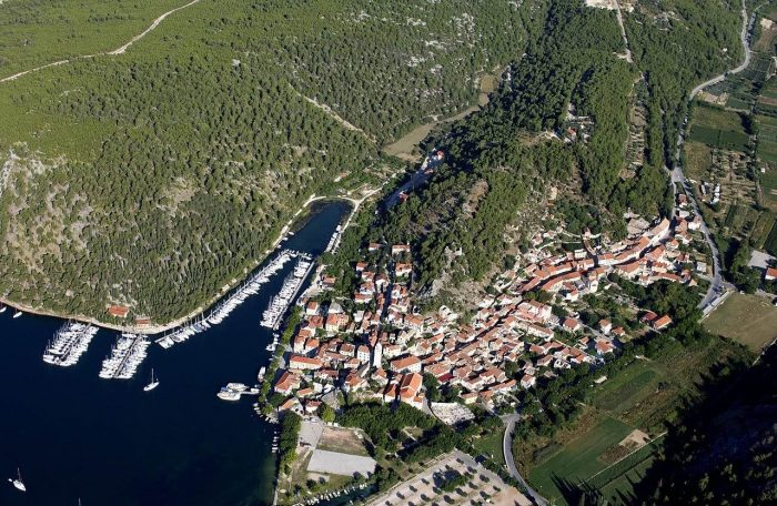 Town of Skradin Croatia_PD