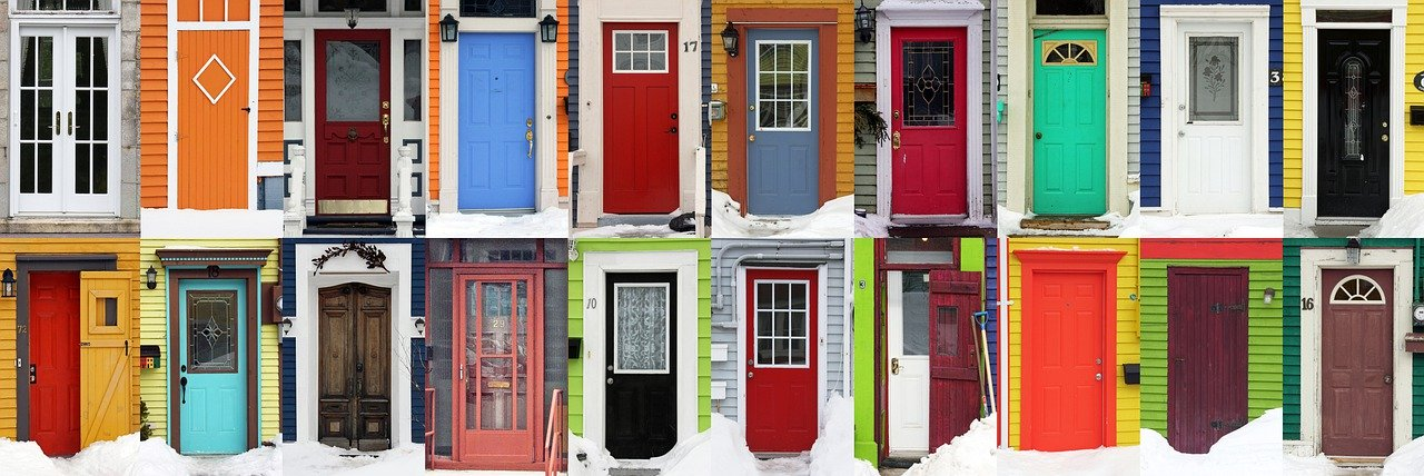 ColorfulDoors St John's Newfoundland Canada_PD