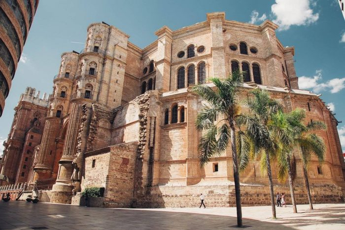 Malaga Cathedral_Spain_PD