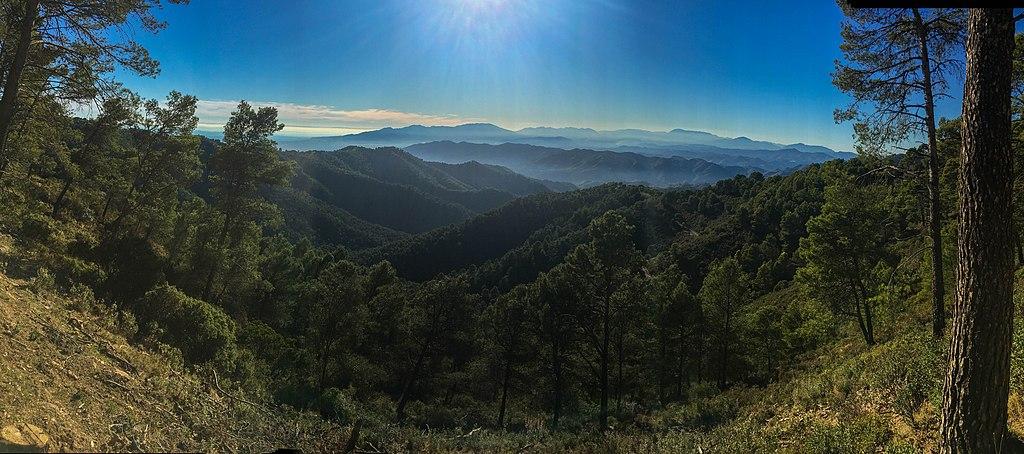 Montes de Málaga Natural Park_CCBYSA4.0