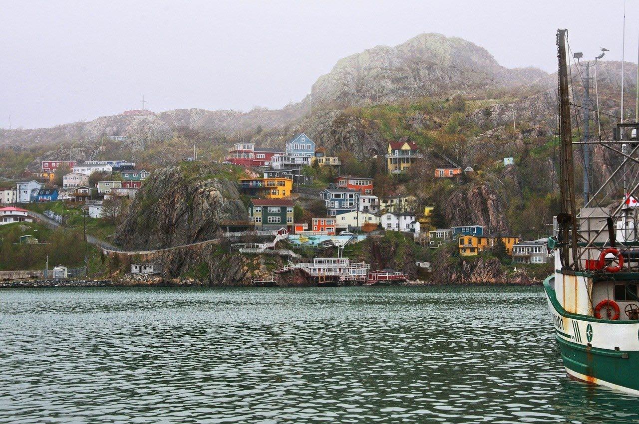 St John's Newfoundland_Scenic Canada_PD