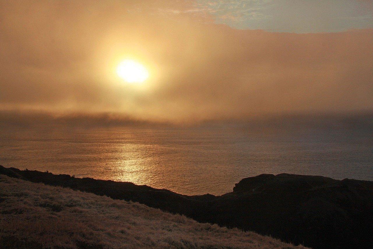 Sunrise at Signal Hill_St John's Newfoundland Canada_PD