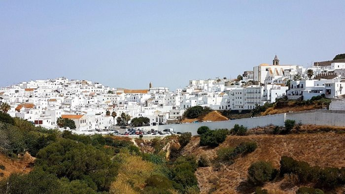 White Villages_Frigiliana_Andalusia Spain_PD