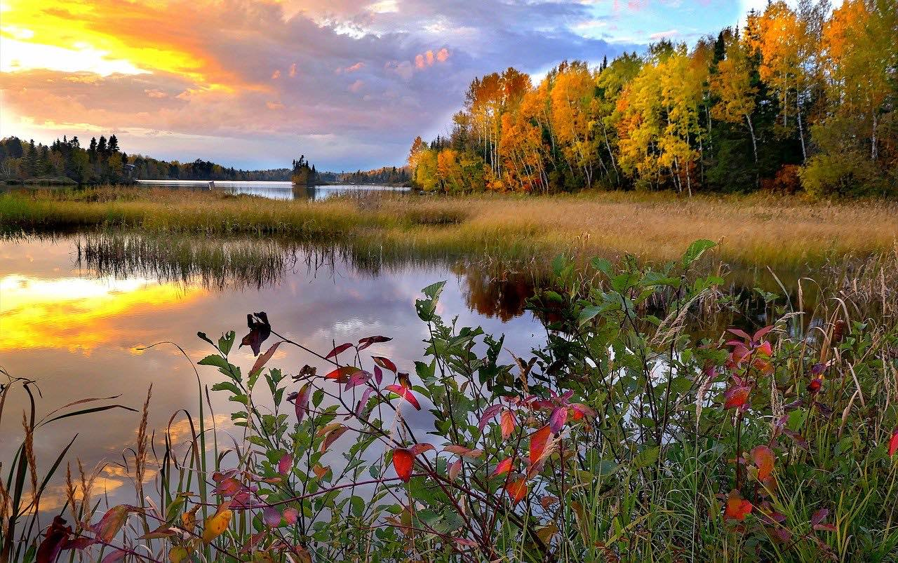 Quebec Canada Landscape_PD