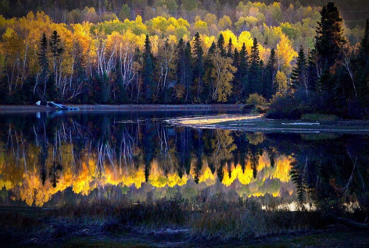 Quebec in Fall_Canada_PD