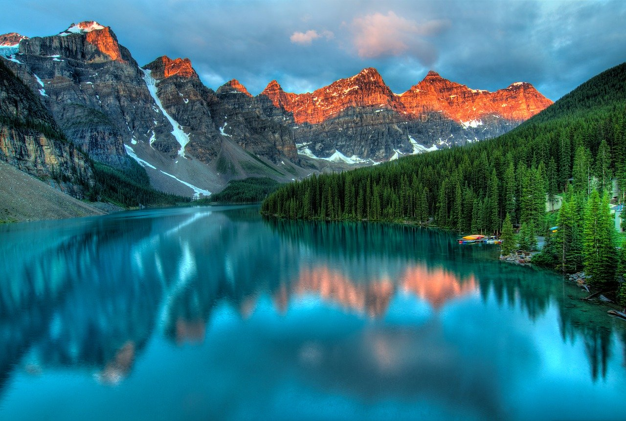 Banff National Park_Alberta Canada_PD
