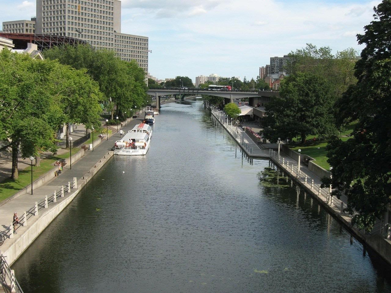 Rideau Canal Ottawa_Canada_PD