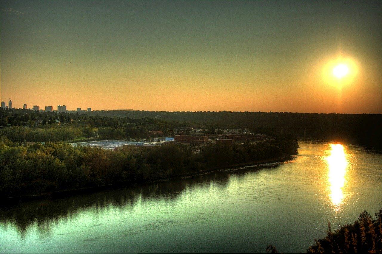 Saskatchewan River_Edmonton_Canada_PD