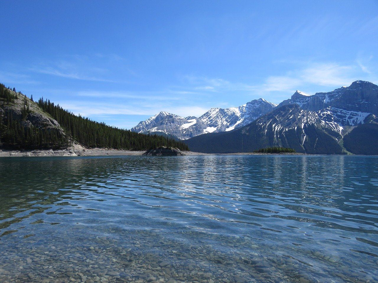 kananaskis lake_alberta canada_PD