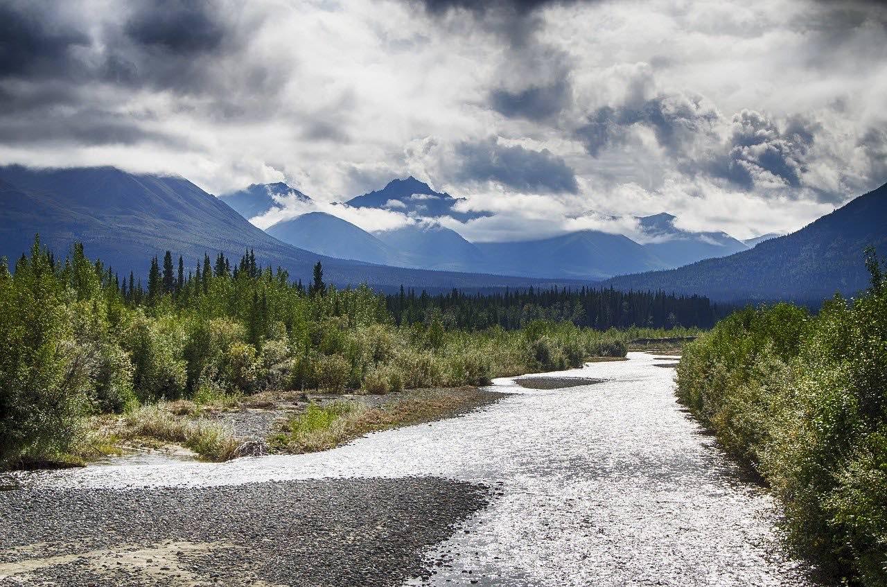 yukon territory_arctic canada_alaska_PD