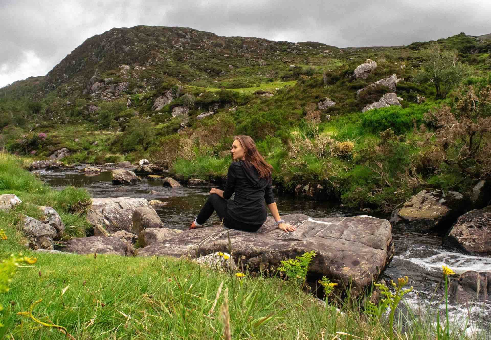 Hiking Ring of Kerry Ireland_Beginning_AOT
