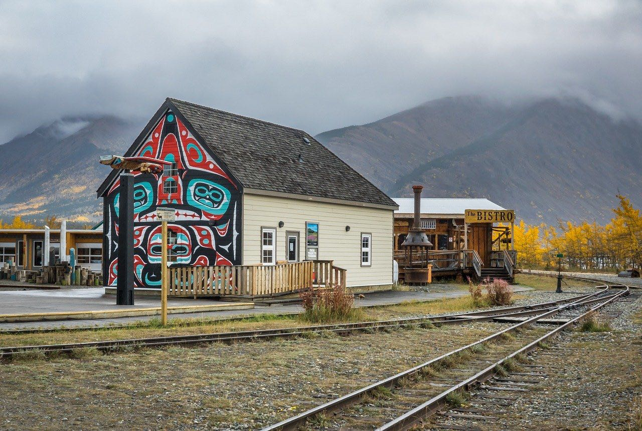 Carcross Yukon Canada_PD