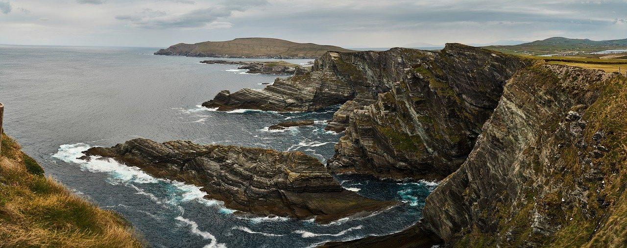 Cliffs of Kerry Way Ireland_PD