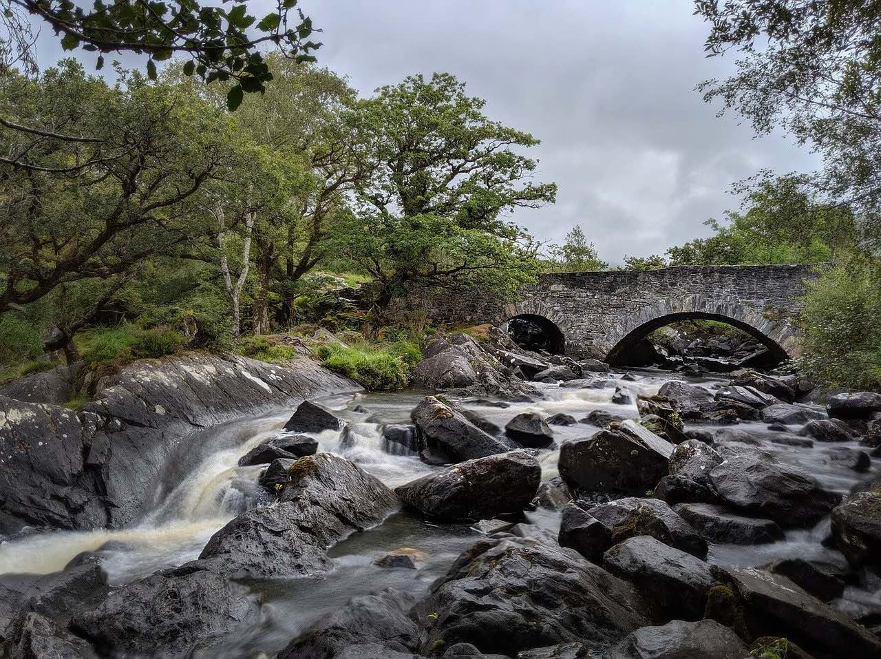 landscape killarney ireland_PD