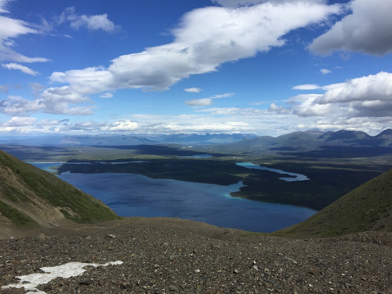Haine's Junction_King's Saddle_Yukon Canada_PD