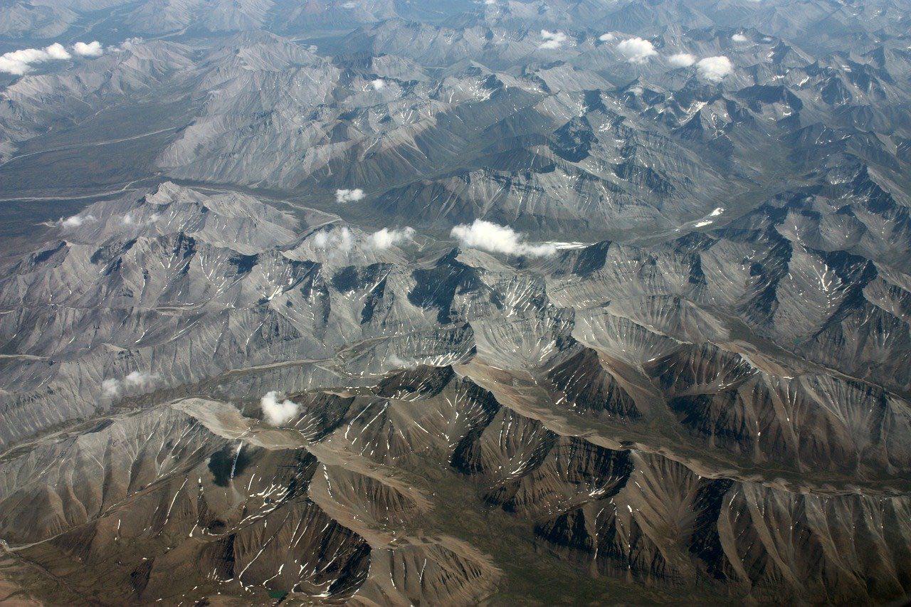 Mackenzie Mountains_Yukon Canada_PD