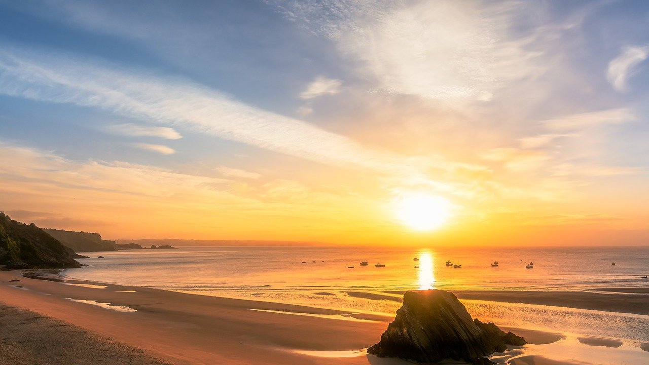 Pembrokeshire Coastline_Wales UK_PD