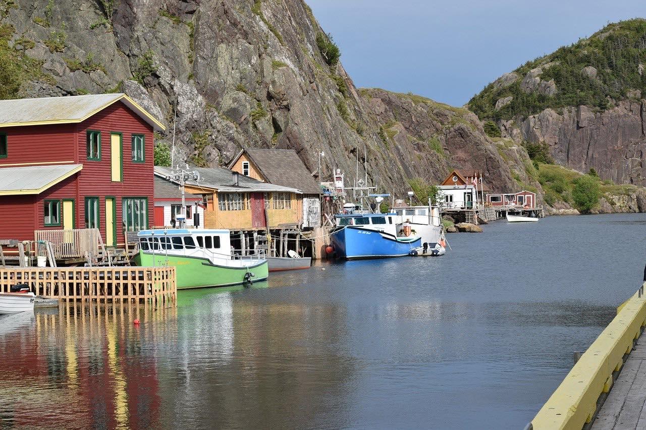 Newfoundland_Quidi Vidi_Canada_PD